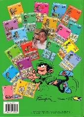 Verso de Gaston (Hors-série) - Gaston 50 - 1957 -> 2007