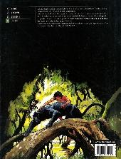 Verso de Le dernier livre de la jungle -4- Le retour