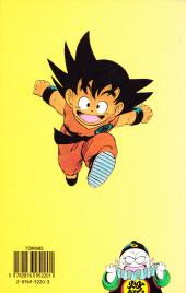 Verso de Dragon Ball (Albums doubles de 1993 à 2000) -10- Le Miraculé