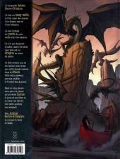 Verso de Dragonseed -2- L'Étreinte du Griffon