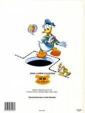 Verso de Walt Disney (Sélection BD) -2- Donald et les inventions folles! folles! folles!