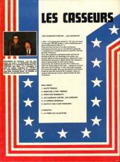 Verso de Les casseurs - Al & Brock -4a1981- Les casseurs contre...les casseurs