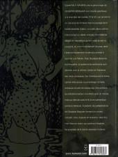 Verso de Giuseppe Bergman (Humanoïdes Associés) -7- Rêver peut-être - Les Epines de Kali