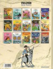 Verso de Philémon (Nouvelle édition) -10c- L'âne en atoll