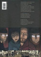 Verso de Guerres civiles -1- Première partie