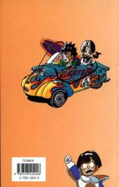 Verso de Dragon Ball (Albums doubles de 1993 à 2000) -25- Piccolo