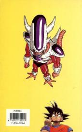 Verso de Dragon Ball (Albums doubles de 1993 à 2000) -26- Le petit Dendé