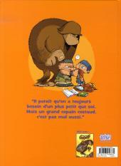 Verso de Mon ami Grompf -2- Gare au gorille