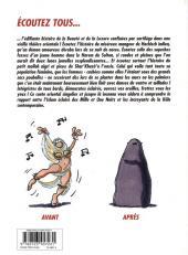Verso de Djinn Djinn -1- Le Sortilège de Sa'âdât