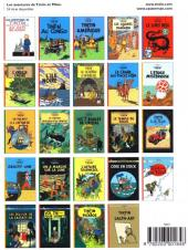 Verso de Tintin (Petit Format) -8- Le sceptre d'Ottokar