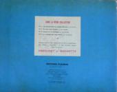 Verso de Sylvain et Sylvette (01-série : albums Fleurette) -4- La revanche de l'ours Martin