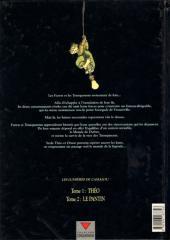Verso de Les lumières de l'Amalou -2- Le pantin