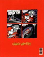 Verso de Grand vampire -1- Cupidon s'en fout