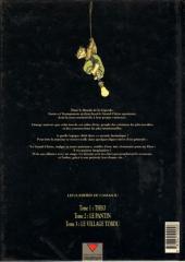 Verso de Les lumières de l'Amalou -3- Le village tordu