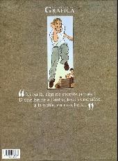 Verso de Le boche -8- La fée brune