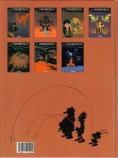 Verso de Les innommables (Premières maquettes) -97- Poupée de bronze