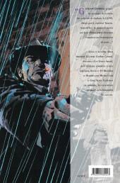 Verso de Gotham Central -42- Affaire non classée