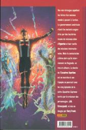 Verso de Supreme Power -7- Premiers pas