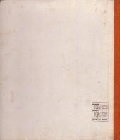 Verso de Spirou et Fantasio -PRE1- Spirou et l'Aventure
