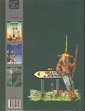 Verso de Le pays miroir -3- La course du balancier