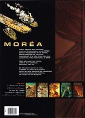 Verso de Moréa -5- La brûlure des ténèbres