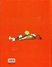 Verso de Calvin et Hobbes -INT06- Intégrale 6
