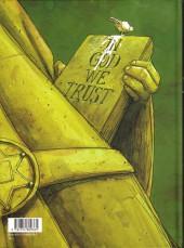 Verso de James Dieu -1- Livre Premier