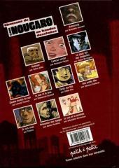 Verso de Chansons en Bandes Dessinées  - Chansons de Claude Nougaro en bandes dessinées