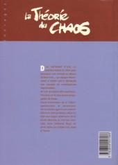 Verso de La théorie du Chaos