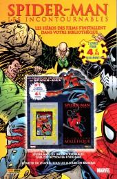 Verso de Marvel Icons (Marvel France - 2005) -24- Emeutes