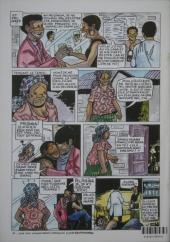 Verso de Afro-Bulles -2- La Piste Malagasy