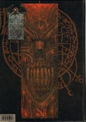 Verso de Requiem Chevalier Vampire -2- Danse Macabre