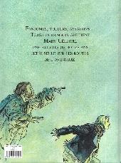Verso de Mary Céleste -1- Les enfants Sauvages