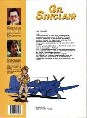Verso de Gil Sinclair -1- L'île truquée