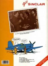 Verso de Gil Sinclair -3- Mission nid d'aigle