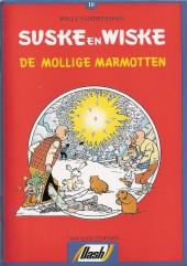 Verso de Bob et Bobette (Publicitaire) -Da10- Les Marrantes Marmottes