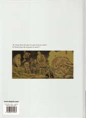 Verso de Messire Guillaume -2- Le pays de vérité