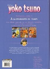 Verso de Yoko Tsuno (Intégrale) -3- A la poursuite du temps