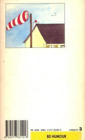 Verso de Les bidochon -4Poch- Maison, sucrée maison