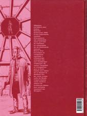 Verso de Le chant des Stryges -2- Pièges
