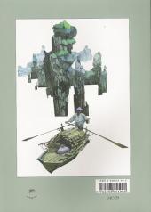 Verso de (AUT) Toppi, Sergio - Une monographie
