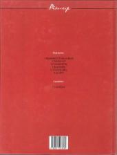 Verso de Pin-up -2b- Poison Ivy