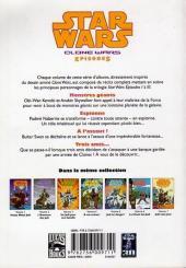 Verso de Star Wars - Clone Wars Episodes -7- Jedi sans peur