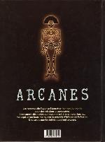 Verso de Arcanes -2- La dame de Prague