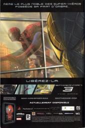 Verso de Marvel Icons (Marvel France - 2005) -25- La séparation