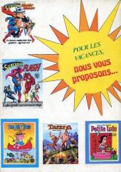 Verso de Superman Géant (Sagédition - 2e série) -3- Microwave revient