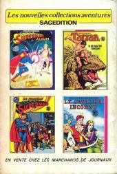 Verso de Superman (Poche) (Sagédition) -68- Mission de Superman: changer l'histoire!...