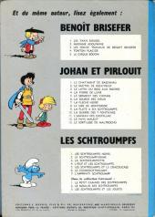 Verso de Benoît Brisefer -3a72- Les douze travaux de Benoît Brisefer