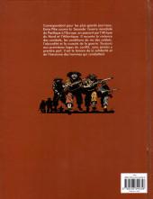 Verso de Ernie Pike -4- Tome 4