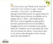 Verso de Illustré (Le Petit) (La Sirène / Soleil Productions / Elcy) - Le Basket illustré de A à Z